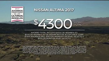 Nissan Domina el Camino TV Spot, 'Cumple tu destino' [Spanish] [T2] - Thumbnail 8