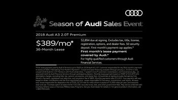 Audi Season of Audi Sales Event TV Spot, 'Pioneering Performance: A3' [T2] - Thumbnail 6