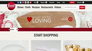 Target TV Spot, 'Food Network: What We Share' - Thumbnail 7