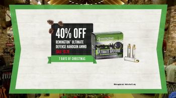 Cabela's Christmas Sale TV Spot, 'Rifle, Ammo and Gun Cases' - Thumbnail 7