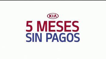 Kia Evento Summer's On Us TV Spot, 'Celebra la independencia' [Spanish] [T2] - 702 commercial airings