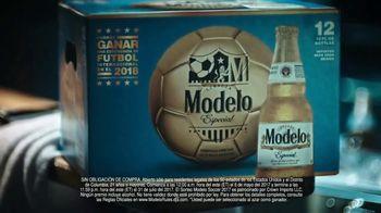 Modelo TV Spot, 'Luchando por el juego bonito' con Omar Gonzalez [Spanish] - Thumbnail 5