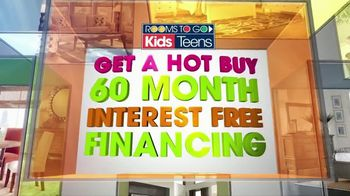 Rooms to Go Kids TV Spot, 'Hot Buy: Sofia Vergara Kids Bedroom' - Thumbnail 1