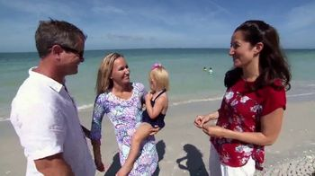 The Beaches of Fort Myers and Sanibel TV Spot, 'National Seashell Day' - Thumbnail 7