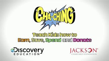 Discovery Education TV Spot, 'Cha-Ching' - Thumbnail 8