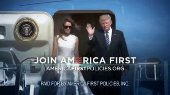 America First Policies TV Spot, 'Safe Again' - Thumbnail 10