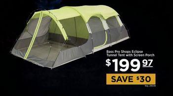 Bass Pro Shops Star Spangled Summer Sale TV Spot, 'Tunnel Tent' - Thumbnail 7
