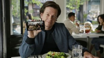 AT&T Unlimited Choice TV Spot, \'More Than Data\' Featuring Mark Wahlberg