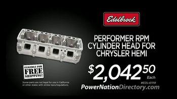 PowerNation Directory TV Spot, 'Flywheel, Cylinder Head and Bushing Kit' - Thumbnail 4