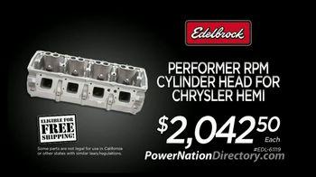 PowerNation Directory TV Spot, 'Flywheel, Cylinder Head and Bushing Kit' - Thumbnail 5