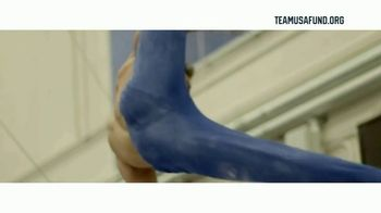 Team USA Fund TV Spot, 'Every Donation Matters' Featuring Laurie Hernandez - Thumbnail 6