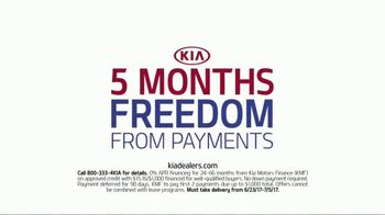 Kia Summer's on Us Sales Event TV Spot, 'Celebrate Freedom' [T2] - Thumbnail 10