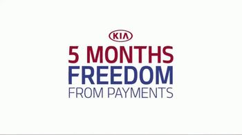Kia Summer's on Us Sales Event TV Spot, 'Celebrate Freedom' [T2] - Thumbnail 2