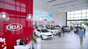 Kia Summer's on Us Sales Event TV Spot, 'Celebrate Freedom' [T2] - Thumbnail 3
