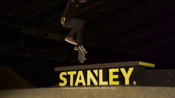 Stanley Tools TV Spot, 'Building the Dew Tour' Featuring Danny León - 9 commercial airings