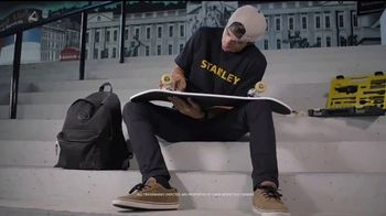 Stanley Tools TV Spot, 'Building the Dew Tour' Featuring Danny León