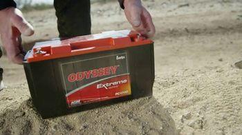 Odyssey Battery TV Spot, 'Extreme Power' - Thumbnail 1