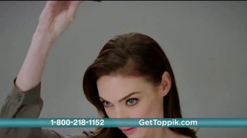 Toppik TV Spot, 'Full Hair Instantly: Women' - Thumbnail 4