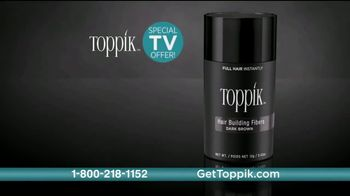 Toppik TV Spot, 'Full Hair Instantly: Women' - Thumbnail 7