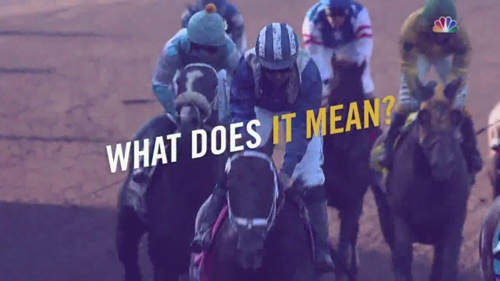 Breeders Cup Challenge Series Tv Commercial It Just