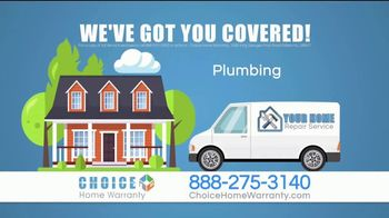 Choice Home Warranty TV Spot, 'Start Protecting Yourself'