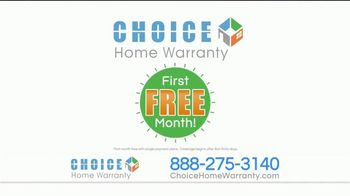 Choice Home Warranty TV Spot, 'Start Protecting Yourself' - Thumbnail 4