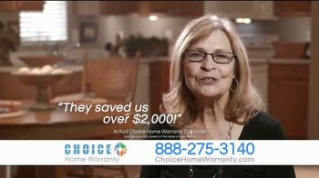 Choice Home Warranty TV Spot, 'Start Protecting Yourself' - Thumbnail 6