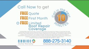 Choice Home Warranty TV Spot, 'Start Protecting Yourself' - Thumbnail 9