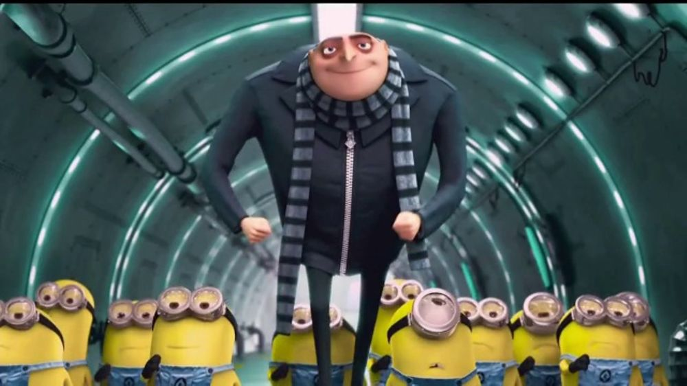 Despicable Me Minion Mayhem TV Commercial, 'Ride of Your Life'