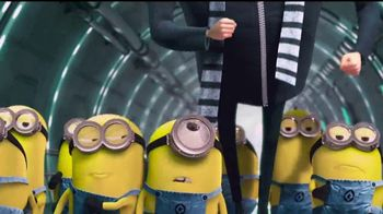 Despicable Me Minion Mayhem TV Spot, 'Ride of Your Life' - Thumbnail 2