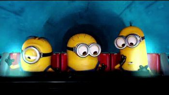 Despicable Me Minion Mayhem TV Spot, 'Ride of Your Life' - Thumbnail 4