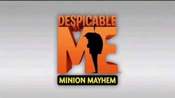 Despicable Me Minion Mayhem TV Spot, 'Ride of Your Life' - Thumbnail 6