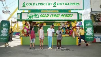 Sprite TV Spot, 'Vince Staples and Random Teenagers in a Summer Sprite Ad' - Thumbnail 8
