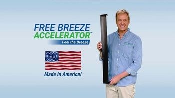 Free Breeze Accelerator TV Spot, 'The Power of the Wind' - Thumbnail 1