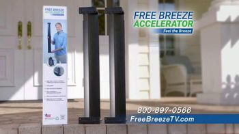 Free Breeze Accelerator TV Spot, 'The Power of the Wind' - Thumbnail 8