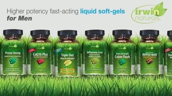 Irwin Naturals Liquid Soft-Gels for Men TV Spot, 'Feel Amazing' - Thumbnail 2