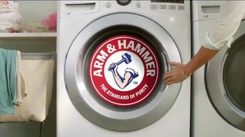 Arm and Hammer Plus OxiClean TV Spot, 'Life's Cycles' - Thumbnail 9