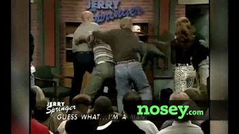 Nosey App TV Spot, 'FOX: The Steve Wilkos Show' - Thumbnail 4