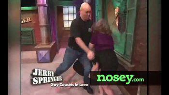 Nosey App TV Spot, 'FOX: The Steve Wilkos Show' - Thumbnail 5