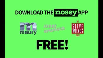 Nosey App TV Spot, 'FOX: The Steve Wilkos Show' - Thumbnail 8