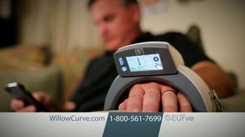 Willow Curve TV Spot, 'Relieve Pain and Stiffness'