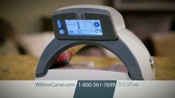 Willow Curve TV Spot, 'Relieve Pain and Stiffness' - Thumbnail 2