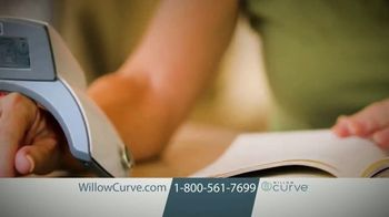 Willow Curve TV Spot, 'Relieve Pain and Stiffness' - Thumbnail 4