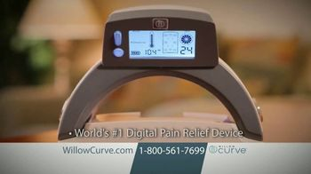 Willow Curve TV Spot, 'Relieve Pain and Stiffness' - Thumbnail 5