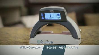 Willow Curve TV Spot, 'Relieve Pain and Stiffness' - Thumbnail 6