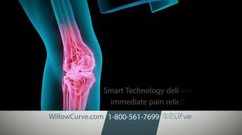 Willow Curve TV Spot, 'Relieve Pain and Stiffness' - Thumbnail 7