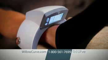 Willow Curve TV Spot, 'Relieve Pain and Stiffness' - Thumbnail 8