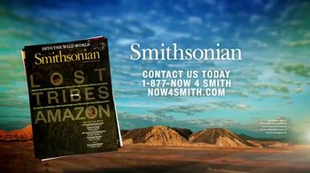 Smithsonian Magazine TV Spot, 'Sure to Amaze' - Thumbnail 10