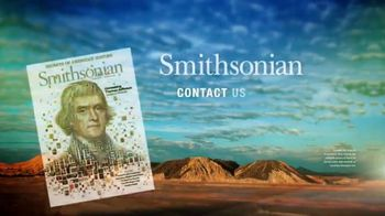 Smithsonian Magazine TV Spot, 'Sure to Amaze' - Thumbnail 8