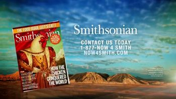 Smithsonian Magazine TV Spot, 'Sure to Amaze' - Thumbnail 9